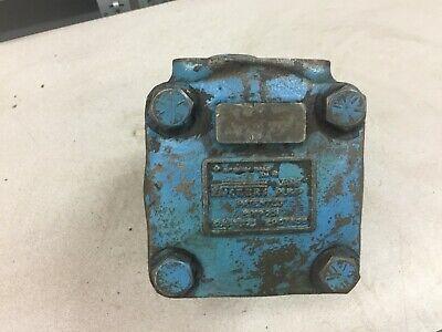 Used Vickers Vane Hydraulic Pump 35vq25a19020l