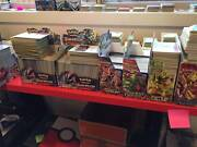 50 Pokemon Cards (no Duplicates) all from new sets Googong Queanbeyan Area Preview