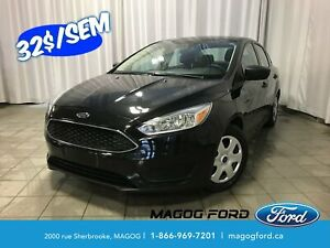 2015 Ford Focus S AIR CLIMATISE MIROIRS VITRES ELECTRIQUES