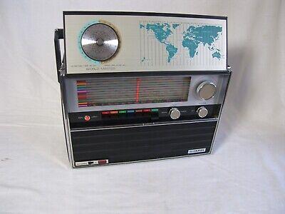 Vintage Ross World Master Solid State Multi-Band Model 2311 FM Radio S/LW 1975