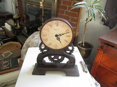 Infinity Instruments Gear  Resin Clock