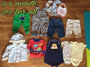 Multiple Baby clothing lots