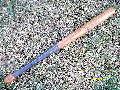 Vintage 1900 Reach Mushroom baseball bat EXCELLENT