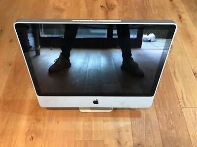 Apple iMac Early 2009 - 24 Inch Screen - Core 2 Duo@2.93GHz - 640GB - Ref - AS59