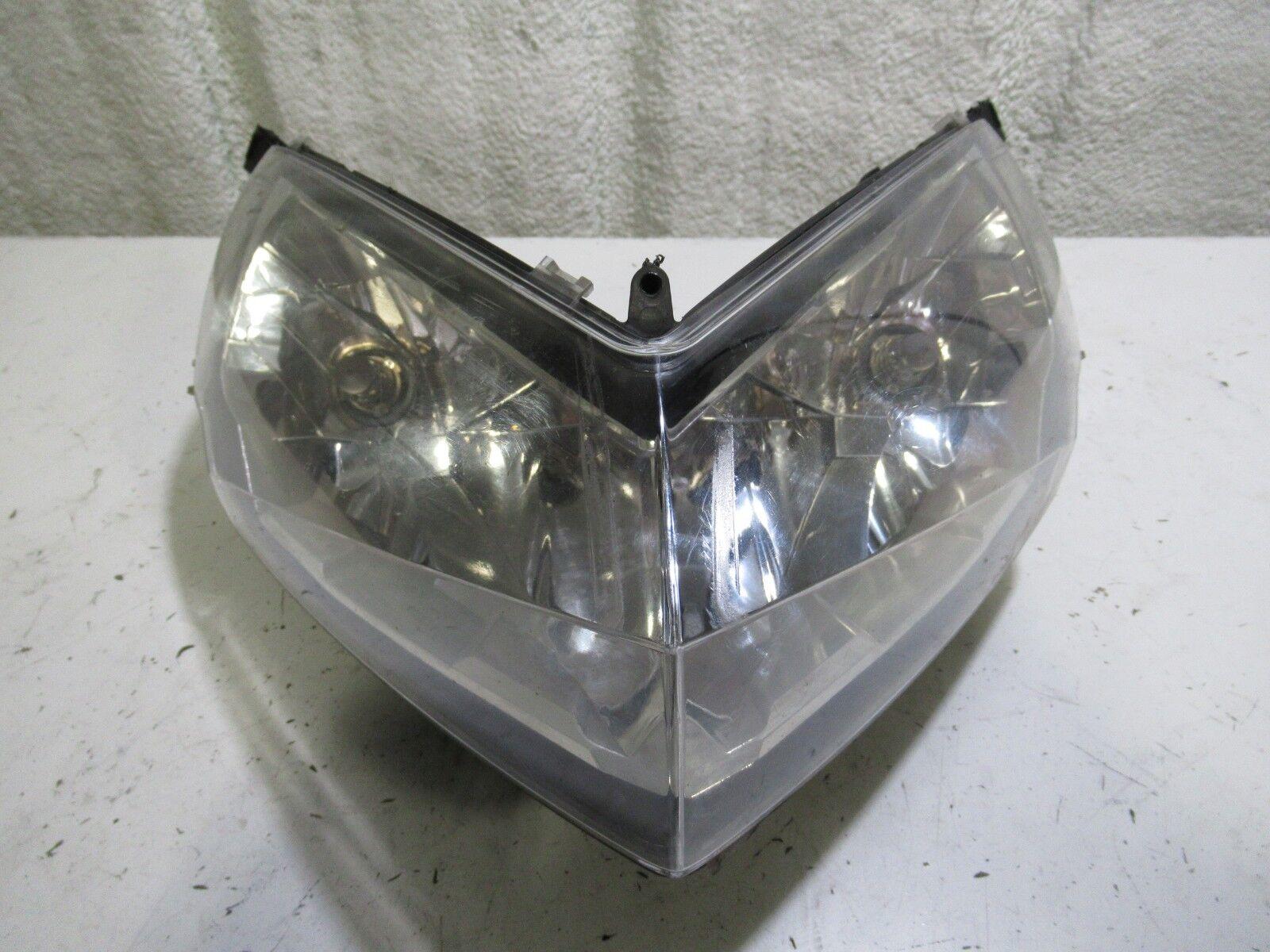 Polaris Pro RMK 800 Headlight 2012 #5
