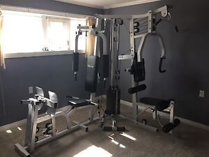 Body Craft all in one Compact Fitness Centre