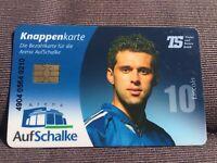 Knappenkarte Schalke Lincoln Nordrhein-Westfalen - Bottrop Vorschau