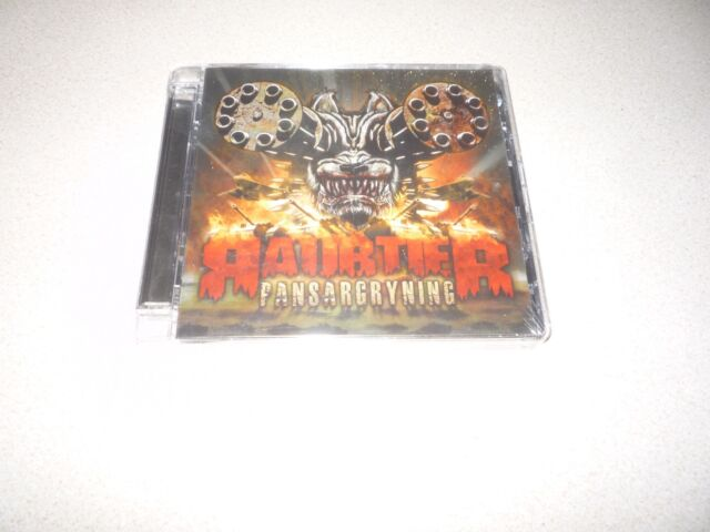 RAUBTIER : PANSARGRYNING - CD BRAND NEW AND SEALED