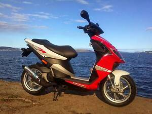 2006 Piaggio NRG Power Purejet Scooter West Hobart Hobart City Preview