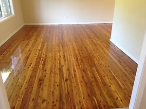 Floor sanding&polishing Pennant Hills Hornsby Area Preview