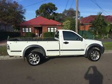 2003 RA Holden Rodeo Cronulla Sutherland Area Preview