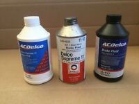 Brake Fluid ACDelco GM Original Equipment 10-4110