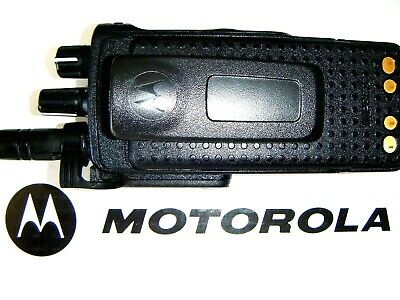 GENUINE MOTOROLA DP3400 DP4400 DP4600 DP4800 BATTERY TWO WAY RADIO BELT CLIP