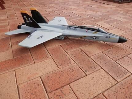 RC plane - F/A-18 Hornet EDF Jet