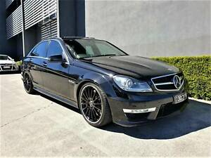 2012 Mercedes-Benz C63 AMG Automatic Sedan Southport Gold Coast City Preview