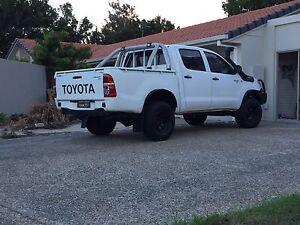 2006 Toyota Hilux Dual Cab Caloundra Caloundra Area Preview