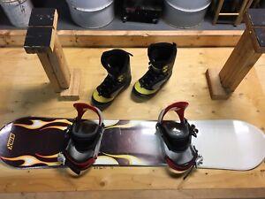 Youth snowboard 120cm