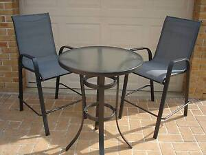 Outdoor table and chairs  Brand New East Kurrajong Hawkesbury Area Preview