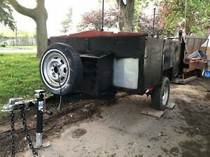 5x7 utility trailer