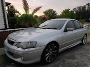 2004 Ford Falcon xr6 turbo Mount Warrigal Shellharbour Area Preview