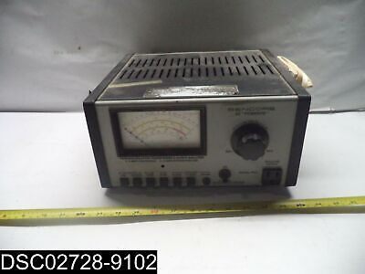 Used Pr57 Sencore Ac Powerite Variable Isolation Transformer
