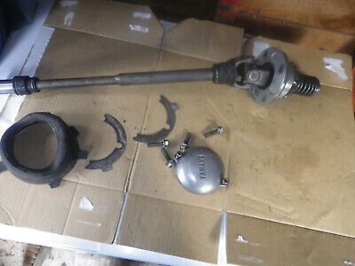 <em>YAMAHA</em> XV535 2YL 1990  DRIVESHAFT WITH UNIVERSAL JOINT GAITER COVE