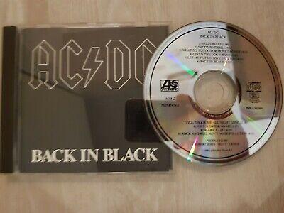 AC/DC Back In Black, CD /1980/10 Songs online kaufen