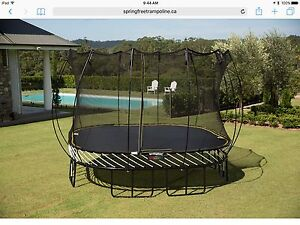 WANTED -I'm looking to buy a Springfree Trampoline