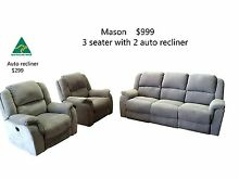 Recliner, sofa, corner ,lounge, sofabed, cheap! Factory direct! Sefton Bankstown Area Preview
