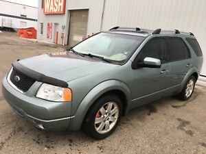 Ford freestyle 2007 limited awd