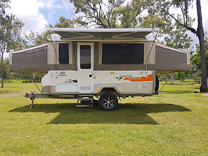 2011 Jayco Outback Swan Alice River Townsville Surrounds Preview