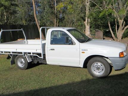2002 Ford Courier Morayfield Caboolture Area Preview