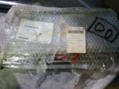 New Okuma Lu15m Z Axis Right Side Telescopic Cover H1090-0026-33-0018-53
