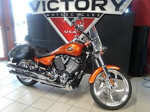 2007 Victory Vegas Premium - Like New - Consignment no GST!