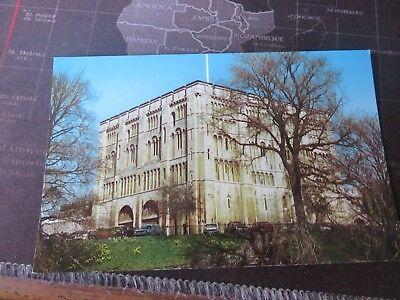 Postcard, Norwich Castle, Norfolk. 1980/90s