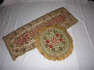 Two vintage table runners Newcastle Newcastle Area Preview