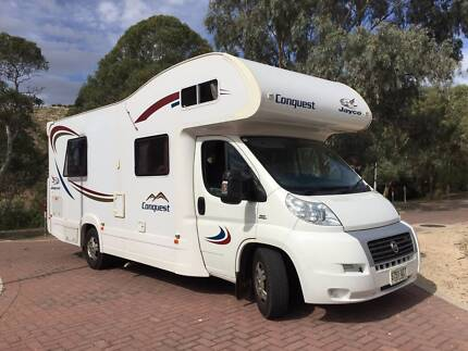 Jayco Conquest Motorhome Maslin Beach Morphett Vale Area Preview