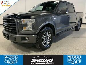 2016 Ford F-150 XLT SPORT,LEATHER SEATING, PANORAMIC SUNROOF,...