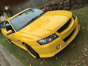 2006 HOLDEN VZ SS THUNDER UTE SUNROOF LEATHER MAGS MANUAL Nerang Gold Coast West Preview