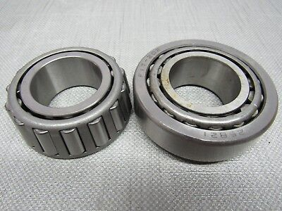 Bearings 25877 Lot Of 2