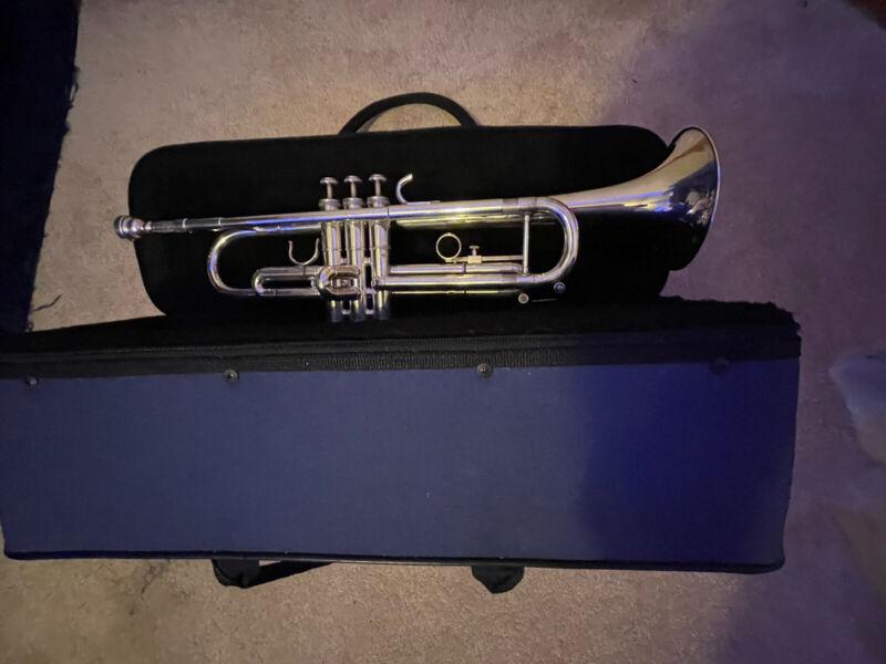 Getzen 700SP Special by Getzen Silver Plated Trumpet [0170029]
