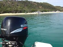 "Suzuki 115hp 290hrs DF115TL 20"" Carindale Brisbane South East Preview"