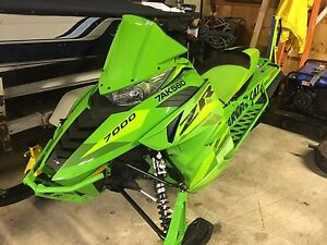 "2016 Arctic Cat ZR 7000 Limited 129"" 2 YEARS FACTORY WARRANTY!"