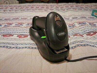 Motorola Symbol Ls4278 Wireless Laser Barcode Scanner W Base Stb4278