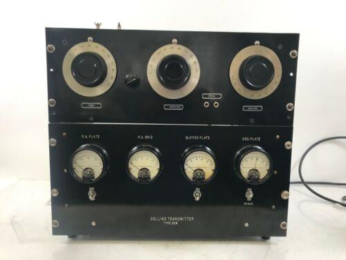 Collins Transmitter Type 30W