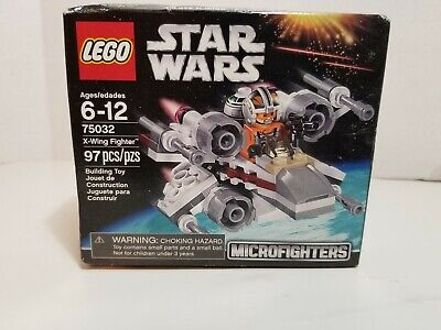 "Lego  Star Wars Microfighter ""X Wing Fighter"" 75032"