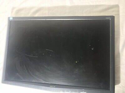 "Acer X223W 22"" Widescreen LCD Monitor 5ms 2500:1 WSXGA+ 1680 x 1050 VGA/DVI"
