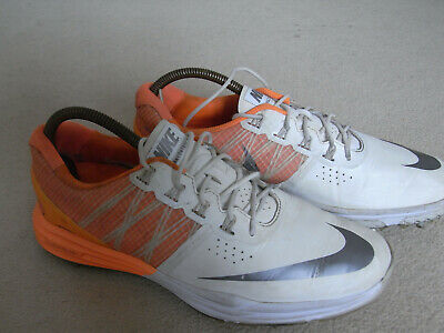 NIKE LUNAR CONTROL 3 GOLF SHOES - Size 8 (Eur 42.5)