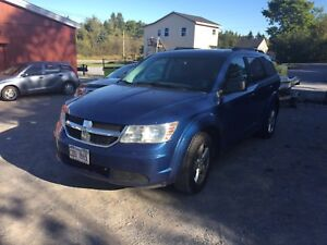 2010 dodge journey 7 passenger fwd 3995.00
