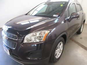 2015 Chevrolet Trax LT- BLUETOOTH! ALLOY WHEELS! ONLY 30K!